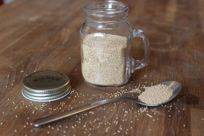 how to cook popped amaranth